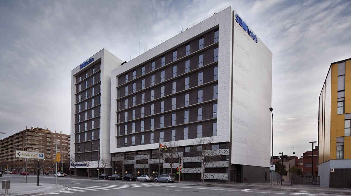 Hotels In L Hospitalet De Llobregat Barcelona